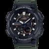 นาฬิกา Casio 10 YEAR BATTERY AEQ-110 series รุ่น AEQ-110W-3AV ของแท้ รับประกัน 1 ปี