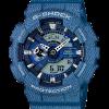 นาฬิกา Casio G-Shock ลายยีนส์ Limited Denim Color series รุ่น GA-110DC-2A (สี Blue Jean) ของแท้ รับประกัน 1 ปี