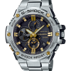 นาฬิกา Casio G-Shock G-STEEL Transformer wtih Blutooth series รุ่น GST-B100D-1A9 ของแท้ รับประกัน1ปี