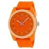นาฬิกาข้อมือ ดีเซล Diesel Analog Rubber Company Silicone - Orange Men's watch รุ่น DZ1593