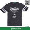 เสื้อยืด 7TH STREET - รุ่น 7TH TOP CITY| TOP DRY BLACK