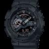 นาฬิกา คาสิโอ Casio G-Shock Limited Military Black Series รุ่น GA-110MB-1A