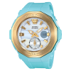 นาฬิกา Casio Baby-G ANALOG-DIGITAL Beach Glamping series รุ่น BGA-220G-2A ของแท้ รับประกัน1ปี (นำเข้าJapan) ไม่วางขายในไทย
