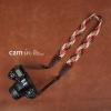 สายคล้องกล้องแฟชั่น วินเทจสก๊อต cam-in Vintage Scott