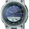 นาฬิกา คาสิโอ Casio 10 YEAR BATTERY รุ่น AW-80D-2A