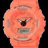 นาฬิกา Casio G-Shock มินิ S-Series GMA-S130VC Variant Colors series รุ่น GMA-S130VC-4A (สีแซลมอน salmon) ของแท้ รับประกัน1ปี