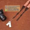 สายกล้องคล้องคอลายสวยๆ cam-in Sunshine Paradise-Orange