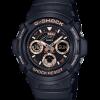 นาฬิกา Casio G-Shock Special Color BLACK&GOLD XTRA Color series รุ่น AW-591GBX-1A4 ของแท้ รับประกัน1ปี