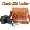 กระเป๋ากล้อง Classic Mini Leather