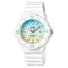 นาฬิกา Casio STANDARD Analog-Ladies' รุ่น LRW-200H-2E2V ของแท้ รับประกัน 1 ปี
