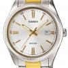 นาฬิกา คาสิโอ Casio STANDARD Analog'men รุ่น MTP-1302SG-7A ของแท้ รับประกัน 1 ปี