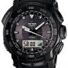 นาฬิกา คาสิโอ Casio PRO TREK ANALOG INDICATOR รุ่น PRG-550-1A1