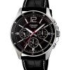 นาฬิกา คาสิโอ Casio STANDARD Analog'men รุ่น MTP-1374L-1AV ของแท้ รับประกัน 1 ปี