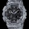 นาฬิกา Casio G-Shock Limited model Marble Camouflage series รุ่น GA-100MM-8A ของแท้ รับประกัน 1 ปี