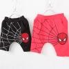 กางเกง ลาย Spider man สีดำ ขนาด 90-130