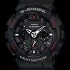"""นาฬิกา คาสิโอ Casio G-Shock Standard Analog-Digital รุ่น GA-120-1A """"Black Spiderman"""""""
