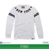 เสื้อยืดแขนยาว 7TH STREET - รุ่น New York Star | White