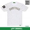 เสื้อยืด 7TH STREET - รุ่น New York พิมพ์ลาย | White