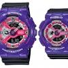 นาฬิกา คาสิโอ Casio G-Shock x Baby-G เซ็ตคู่รัก รุ่น GA-110NC-6A x BA-110NC-6A Pair set ของแท้ รับประกัน 1 ปี