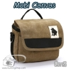 กระเป๋ากล้อง Mirrorless รุ่น Mobi Canvas สำหรับ XA2 GF7 A5100 A6000 EPL7 EM10 NX2000 ฯลฯ
