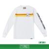 เสื้อยืดแขนยาว 7TH STREET - รุ่น NEED FOR STREET | WHITE