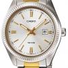 นาฬิกา คาสิโอ Casio STANDARD Analog'women รุ่น LTP-1302SG-7A ของแท้ รับประกัน 1 ปี