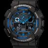 นาฬิกา คาสิโอ Casio G-Shock Standard Analog-Digital รุ่น GA-100-1A2