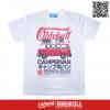 เสื้อยืด OLDSKULL : EXPRESS HD #70 | สีขาว