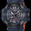 นาฬิกา Casio G-SHOCK นักบิน GRAVITYMASTER GPS Hybrid Wave Captor รุ่น GPW-1000-2A ของแท้ รับประกัน1ปี