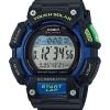 นาฬิกา คาสิโอ Casio SOLAR POWERED รุ่น STL-S110H-1B ของแท้ รับประกัน 1 ปี