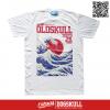 เสื้อยืด OLDSKULL : EXPRESS #37 | ขาว