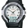 นาฬิกา คาสิโอ Casio STANDARD ANALOG-DIGITAL รุ่น WS-300-7B