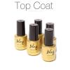 Top coat gel สีทาเล็บเจล สำหรับเคลือบใส Bling