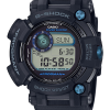"""นาฬิกา Casio G-Shock มนุษย์กบ FROGMAN Triple Sensor /Multiband6 /Tough Solar/Carbon Fiber รุ่น GWF-D1000B-1 """"Made in Japan"""""""