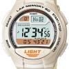นาฬิกา คาสิโอ Casio 10 YEAR BATTERY รุ่น W-734-7A ของแท้ รับประกัน 1 ปี