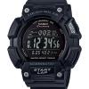 นาฬิกา คาสิโอ Casio SOLAR POWERED รุ่น STL-S110H-1B2 (ฺBlack Out) ของแท้ รับประกัน 1 ปี