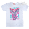 เสื้อยืด OLDSKULL : Express HD #41 | ขาว