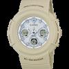 นาฬิกา Casio G-Shock Limited (Ecru) Sand Beige Militey color series รุ่น AWG-M510SEW-7A (ขายเฉพาะในญี่ปุ่น) ของแท้ รับประกัน1ปี