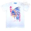 เสื้อยืด OLDSKULL : EXPRESS HD #65 | สีขาว