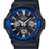 นาฬิกา Casio G-Shock ANALOG-DIGITAL Tough Solar GAS-100 series รุ่น GAS-100B-1A2 ของแท้ รับประกัน1ปี