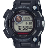 "นาฬิกา Casio G-Shock มนุษย์กบ FROGMAN Triple Sensor /Multiband6 /Tough Solar/Carbon Fiber รุ่น GWF-D1000-1 ""Made in Japan"""
