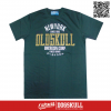 เสื้อยืด OLDSKULL : ULTIMATE HD #08 | DARK GREEN