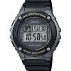 นาฬิกา Casio STANDARD DIGITAL รุ่น W-216H-1BV ของแท้ รับประกัน 1 ปี