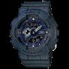 นาฬิกา Casio Baby-G ลายยีนส์ Denim Color series รุ่น BA-110DC-2A1 (สี Dark Blue Jean)ของแท้ รับประกัน1ปี