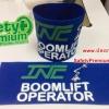 ตัวอย่าง ปลอกแขน BOOMLIFT OPERATOR