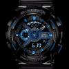 นาฬิกา คาสิโอ Casio G-Shock Standard Analog-Digital รุ่น GA-113B-1A ลิมิเต็ดฉลองครบรอบ 30 ปี
