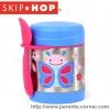 Food jar เก็บอุณหภูมิ จาก Skip hop ผีเสื้อ