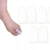 ปลอกซิลิโคนสวมนิ้วเท้าปลายปิด(ยกเว้นนิ้วโป้ง) (x3คู่)