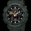 นาฬิกา คาสิโอ Casio G-Shock Limited model Military Cloth Series รุ่น GA-100MC-3A