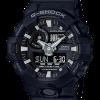 นาฬิกา คาสิโอ Casio G-Shock Standard ANALOG-DIGITAL รุ่น GA-700-1B ของแท้ รับประกัน 1 ปี
